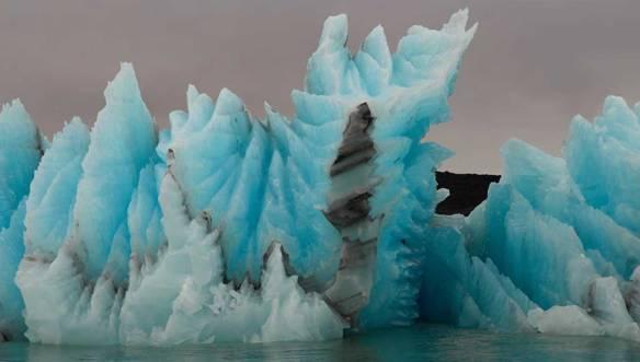 Исландия-айсьберг