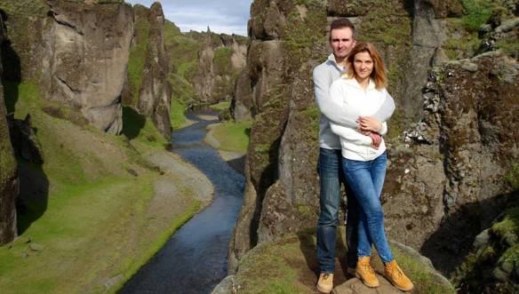 Исландия-каньон