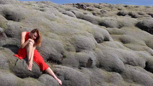Исландия лето