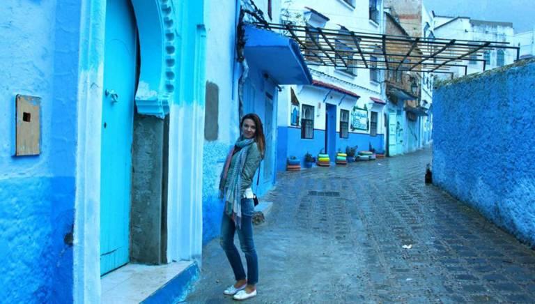 Марокко-Шефшауэн