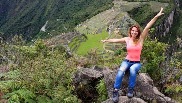 Перу-Мачу-Пикчу-сверху
