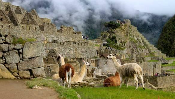 Перу-Мачу-Пикчу
