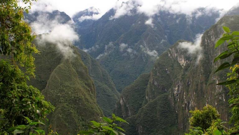 Перу-горы