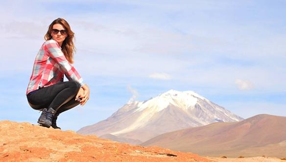 Боливия-Кратер