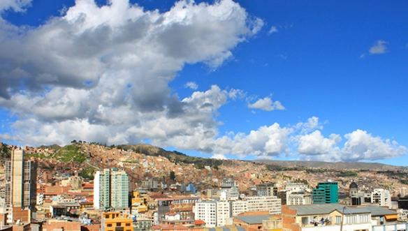 Боливия-Ла-Пас