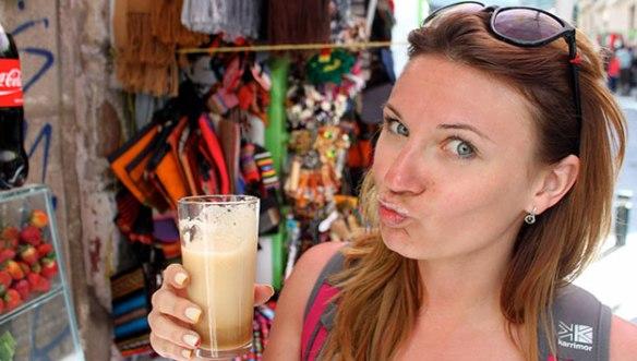Боливия-напиток