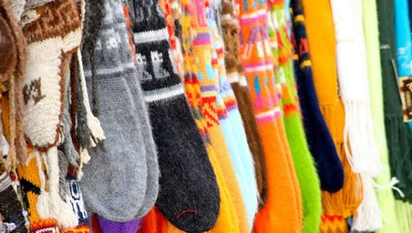 Боливия-носочки