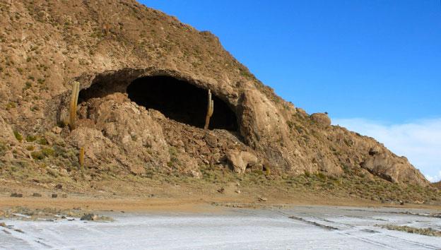 Боливия-пещера-дракона