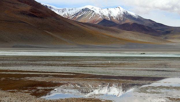 Боливия-Сололи-пустыня