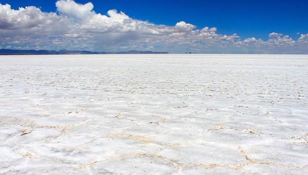Боливия-Соляная-пустыня