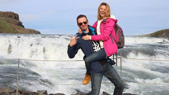 Исландия-Гулфосс