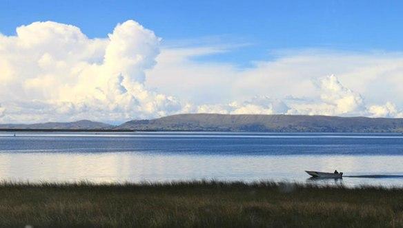 Перу-озеро-Титикака