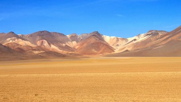 Боливия-Пустыня-Дали
