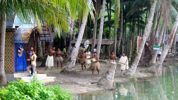 Филиппины-хибарки