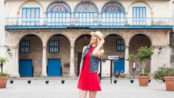 Гавана-площадь-Виеха