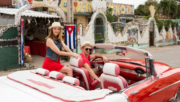 Гавана-экскурсия-на-ретро-кар