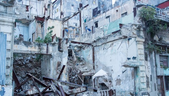 Гавана-разруха