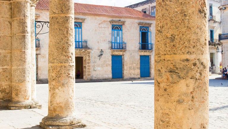 Гавана-соборная-площадь