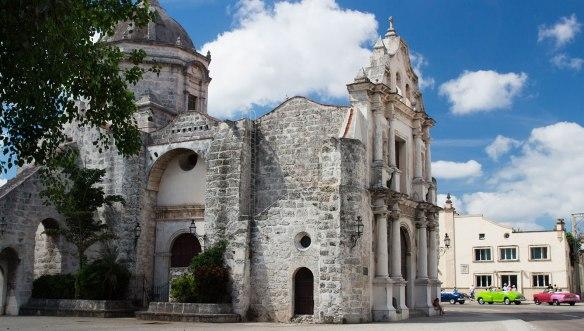 Гавана-церковь-Паула