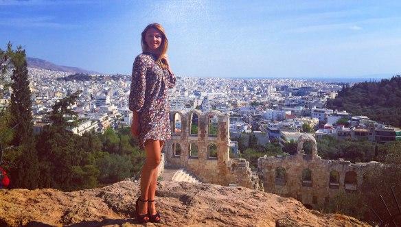 Греция-Афины