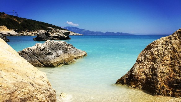 Греция-Закинтос
