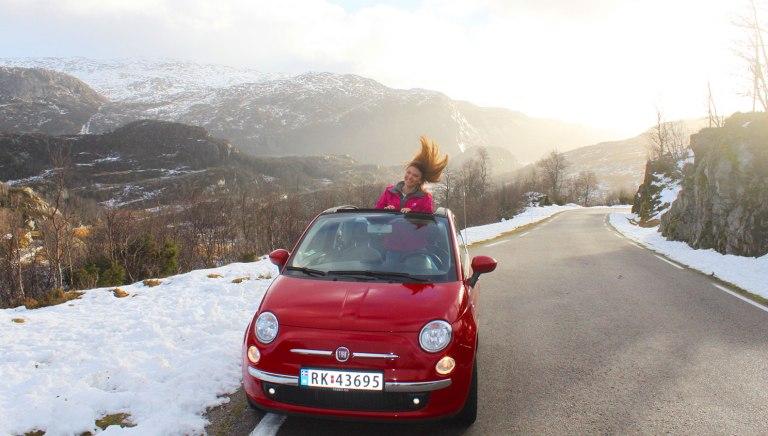 Норвегия-на-машине