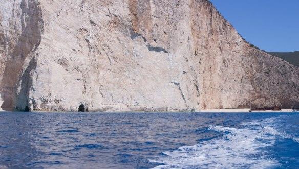 Греция-Закинтос-пляж-Наваджио