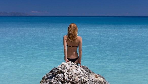 Греция-Звкинтос-пляж-Ксигния