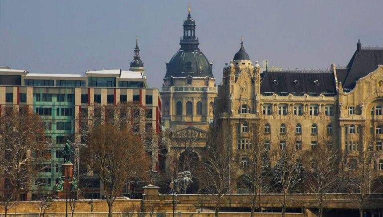 Базилика-святого-Стефана-Будапешт