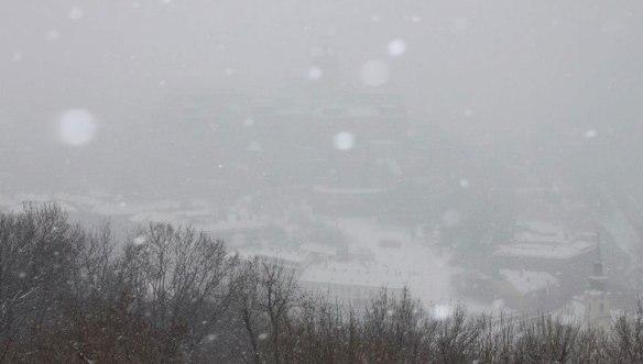 Снежный-Будапешт