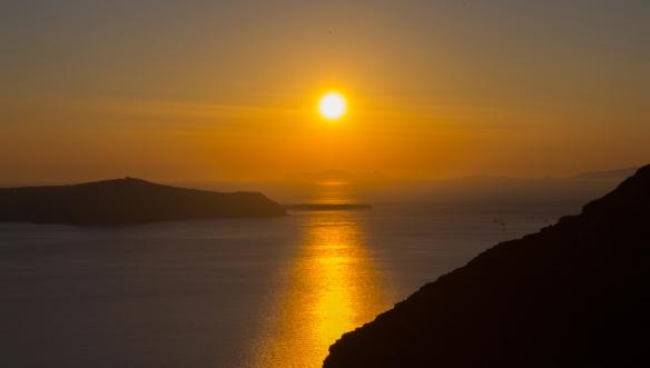 Санторин-закат